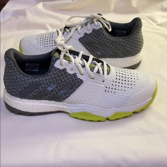Adidas spikeless golf shoe size 9 1/2